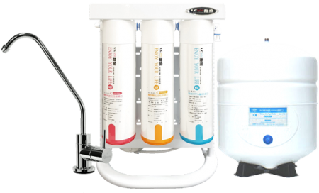 LC-R-298RO Water Purifier(Daily capacity 100 gallon)